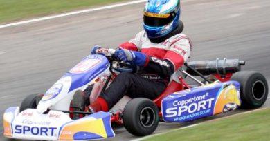 Kart: Gabriel Navarrete assume 4ª posição no Sul-Brasileiro