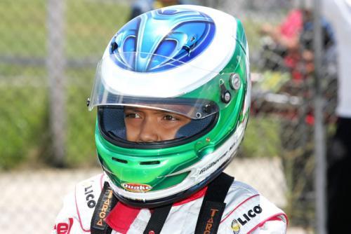 Kart: Guilherme Silva quer manter boa fase e busca vitória no Open Master São Paulo