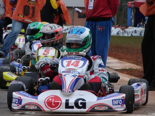 Kart: Campeão Brasileiro disputa a 4ª rodada do Paulista