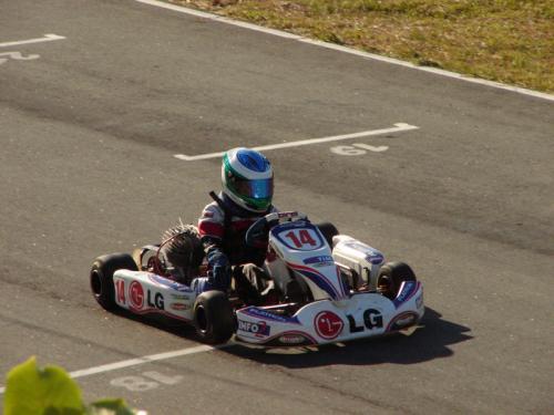 Kart: Guilherme Silva inicia luta pelo título do Sul-Brasileiro