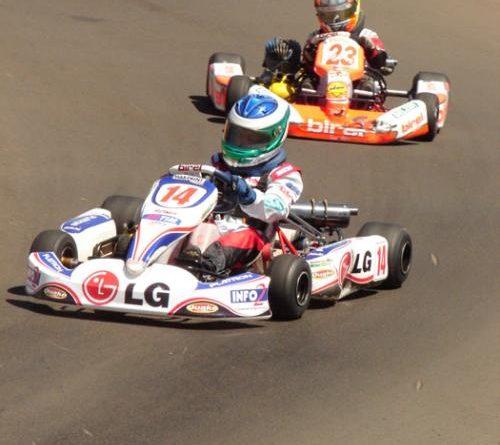Kart: Guilherme Silva chega em segundo no Open Master São Paulo