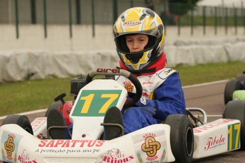 Kart: Gustavo Myasava disputará duas categorias no Regional de Kart