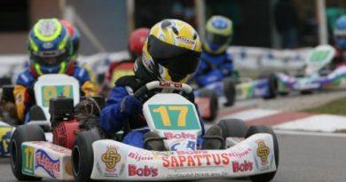 Kart - Brasileiro: Motor estraga planos de Gustavo Myasava