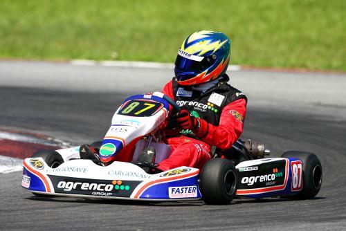 Kart: Henrique Martins conquista primeira vitória na Shifter Kart