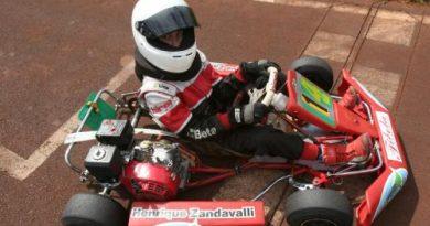 Kart: Zandavalli disputará o Brasileiro