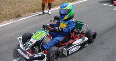 Kart: Léo Gimenes confirma presença na abertura do Open Master São Paulo