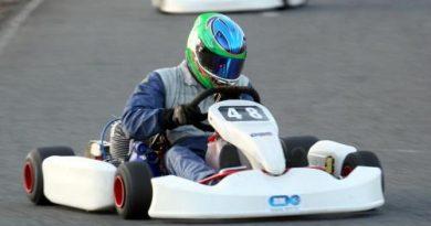 Kart: Uma vitória e um segundo lugar para Lucas Foresti