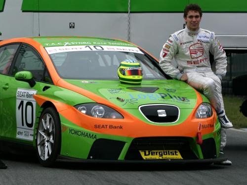 Seat Leon Supercopa: Marcello Thomaz vai correr na categoria em 2007