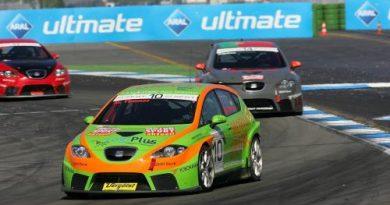 Seat Supercopa: Marcello Thomaz sente evolução do carro em Norisring