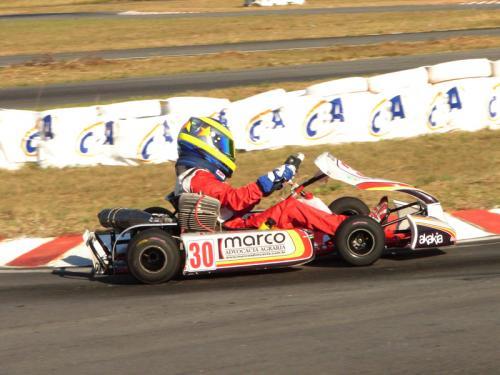 Kart: Marco Túlio chega em 5º no Paulista Light