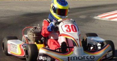 Kart: Marco Túlio termina em 6º seu primeiro campeonato na Júnior Menor