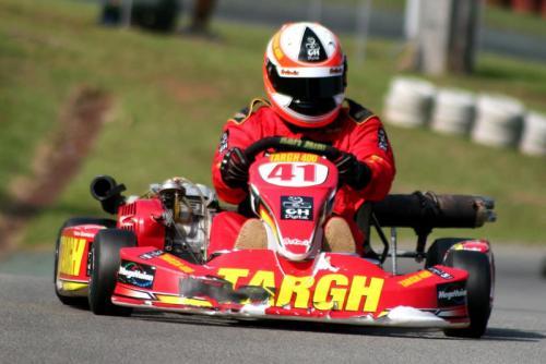 Kart: Targh 400 começa bem os treinos para a 4ª etapa do Paulista Granja Viana