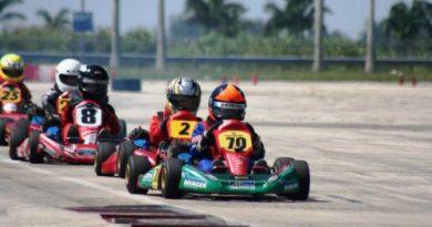Kart: Neto de Emerson já venceu 18 corridas em 2007 e conquistou seu primeiro título