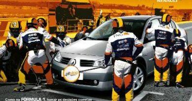"""Informações: Renault do Brasil promove a 4ª edição da campanha """"Pit Stop Renault"""""""