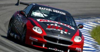 Trofeo Maserati: Rafael Derani é pole position da 1ª etapa Maserati