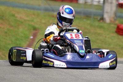 Kart: Sabiá Racing viveu situações distintas em 2ª etapa do Paulista