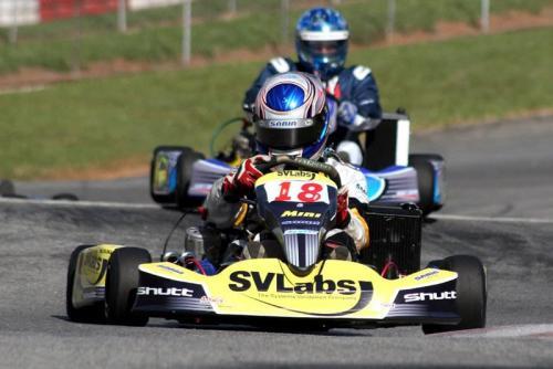 Kart: Sabiá Racing comemora nova vitória na Granja Viana