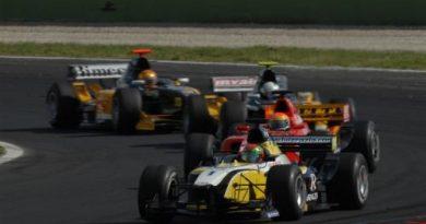 F3000 Européia: Razia começa o campeonato com um quarto lugar na Itália