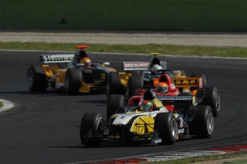 F3000 Euroseries: Após liderar treinos na França, Razia segue otimista para segunda etapa da temporada
