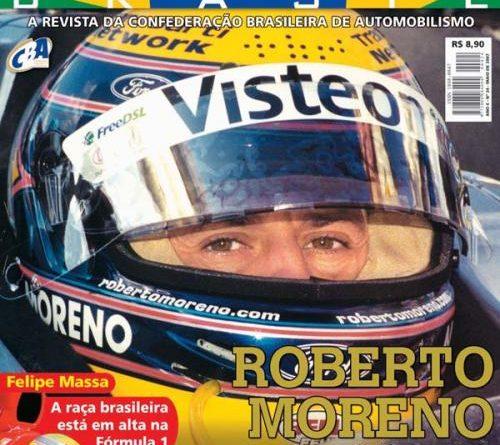 Outras: Revista da CBA homenageia Roberto Pupo Moreno