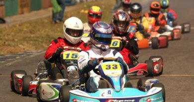 Kart: Vai começar a segunda temporada da Taça Super Centro-Oeste 2007