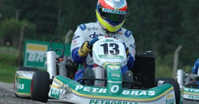 Kart: Ruiz Filho termina em 5º em sua primeira final da Seletiva Petrobras