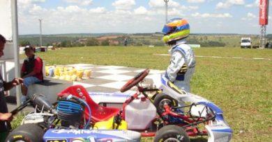 Kart: Ruiz Filho luta pela liderança neste sábado em Aldeia da Serra