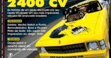 Informações: Piloto Goodyear é destaque na capa da Revista Full Power