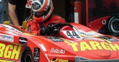 Kart: Targh 400 elogia novo pneu da MG