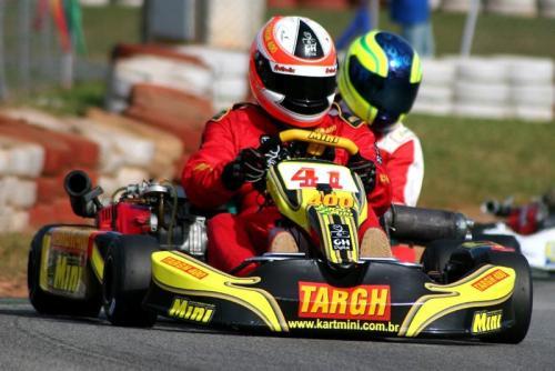 Kart: Targh 400 quer esquecer o último sábado na Granja Viana
