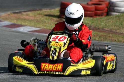 Kart: Targh 400 disputa última etapa da Kart Cup em Paverama