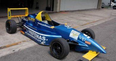 Outras: Revista Racing apresenta teste com carro da Fórmula São Paulo