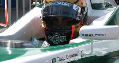 F-BMW Alemã: Tiago Geronimi consegue sua melhor posição de largada