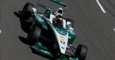 F-BMW Alemã: Tiago Geronimi enfrenta dificuldades no ínicio da 3ª etapa
