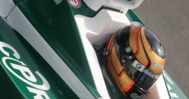 F-BMW Alemã: Adversário tira chances de Tiago Geronimi em Zandvoort