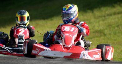 Kart: Victor Guerin já tem a pole garantida na Pré-Final da Junior no Paulista Light