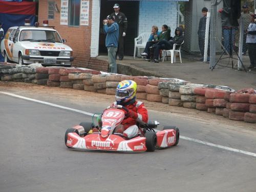 Kart - Brasileiro: Na segunda bateria da Júnior, Victor Guerin foi o 2º