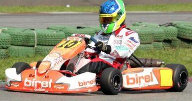 Kart: Vinícius Sammarone busca primeira vitória da temporada