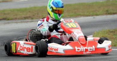 Kart: Com problemas, Sammarone destaca aprendizado no Sul-Brasileiro