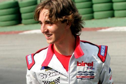 Kart: Sammarone pronto para a primeira do Open Master SP