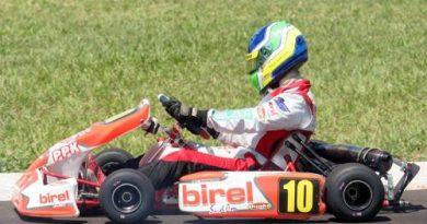 Kart: Sammarone não completa a primeira do Open Master SP