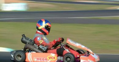 Kart: Yuri Scaniello volta à pista neste final de semana para o Campeonato Sul-brasileiro