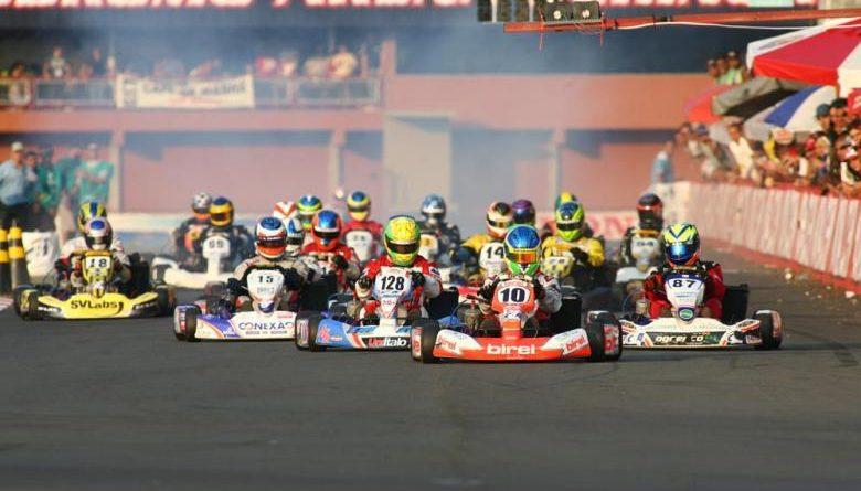 Kart: Abertas as inscrições para a maior competição de kart do ano