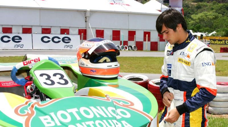 Kart: Nelsinho Piquet disputa 500 Milhas da Granja Viana