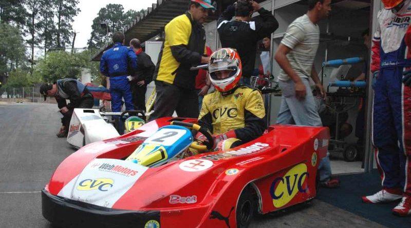 Kart: Felipe Ferreira comandará time de quatro pilotos nas 500 Milhas