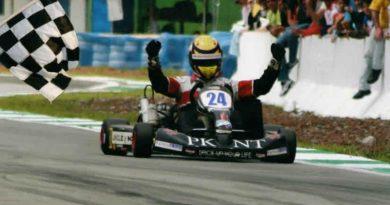 Kart: João Cunha comemora um 2007 de muita competitividade