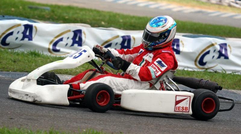 Kart: Pedro Barbosa vence a última do Super Centro-Oeste