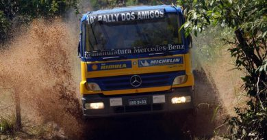 Rally: Salvini Racing conquista o tricampeonato brasileiro