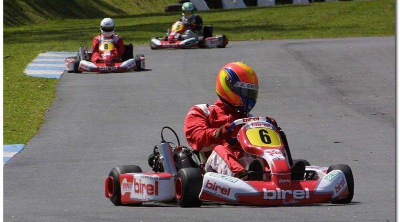 Kart: Alberto Cattucci é campeão do mundo em Guaratinguetá
