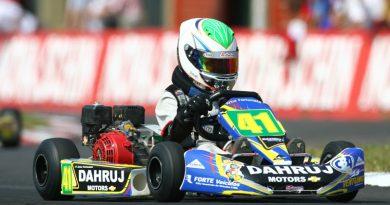 Kart: Artur Fortunato começa temporada como favorito